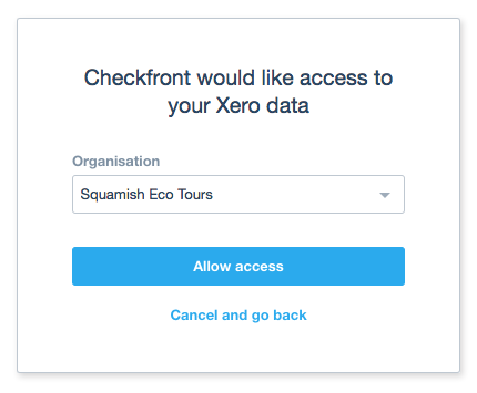 Xero-Allow-Access
